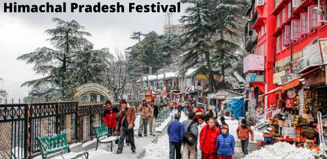Himachal Pradesh Festival